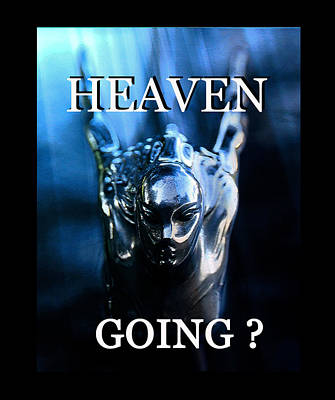 Photograph - Heaven T Poster #1 by David Lee Thompson