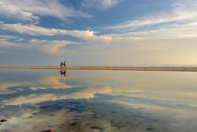 Tarifa Photograph - Heaven Walk by Guido Montanes Castillo