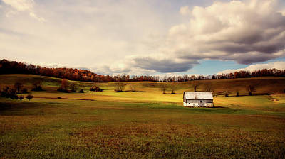 Photograph - Heaven - West Virginia by L O C