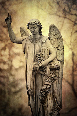 Photograph - Heavenly Angel by Dale Kincaid