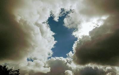 Photograph - Majestic Clouds  by Richard Yates