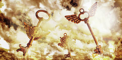 Photograph - Heavenly Keys by Jorgo Photography - Wall Art Gallery