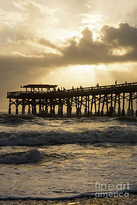 Photograph - Heavenly Sunrise by Jennifer White