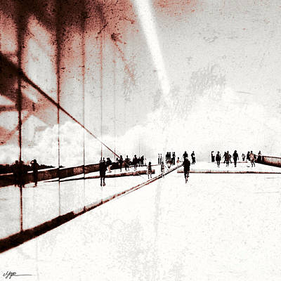 Photograph - Heavenly Walk In Oslo 1 by Marianne Hope