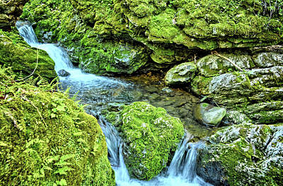 Photograph - Heavenly Waters by Bonfire Photography