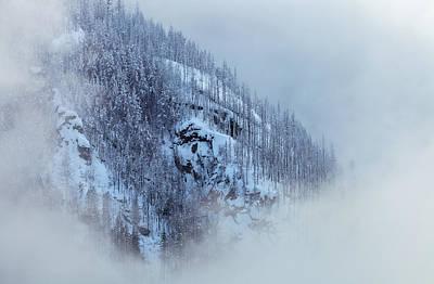 Priska Wettstein Land Shapes Series - Heavenly Winterland by Jonathan Nguyen