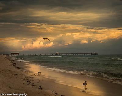 Photograph - Heavenly  World  by Kim Loftis