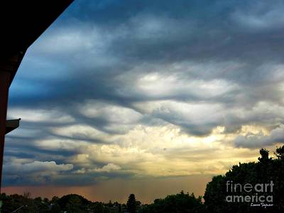 Photograph - Heavens Above by Leanne Seymour