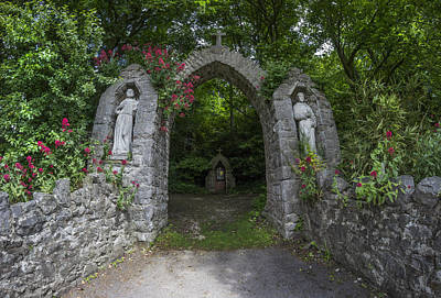 Heavens Gate Photograph - Heavens Archway by Ian Mitchell