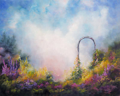 Painting - Heaven's Gate by Marina Petro