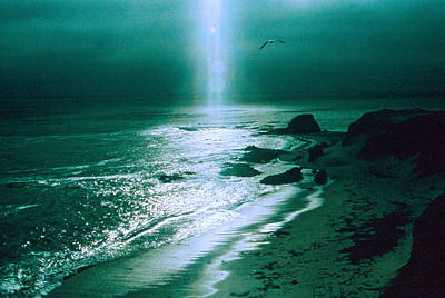 Heavens Light Art Print