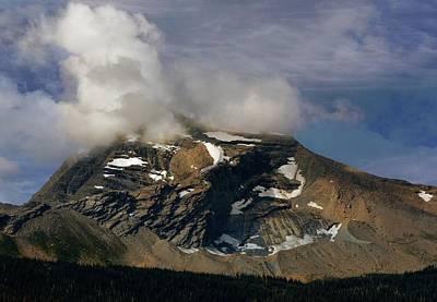 Photograph - Heaven's Peak by Marty Koch