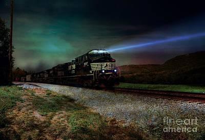 Photograph - Heavy Duty by Rick Lipscomb