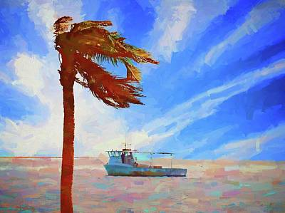 Photograph - Heavy Winds by Alice Gipson