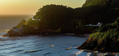 Photograph - Heceta Head Lighthouse by John Hight