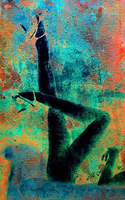 Digital Art - Heels Up by Greg Sharpe