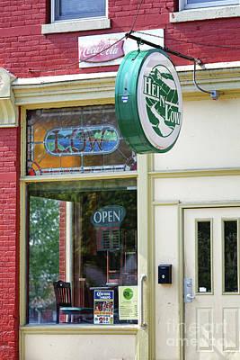 Photograph - Hei N Low Tavern Winona Minnesota by Kari Yearous