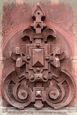 Digital Art - Heidelberg Details by Gina Harrison