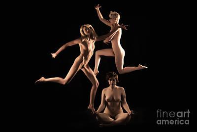 Photograph - Heightened Consciousness by Robert WK Clark