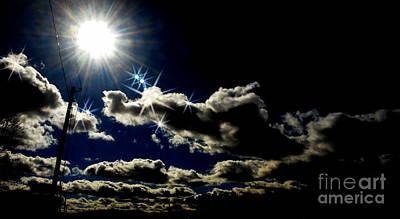 Photograph - Heinlein's Horizon by Jesse Ciazza