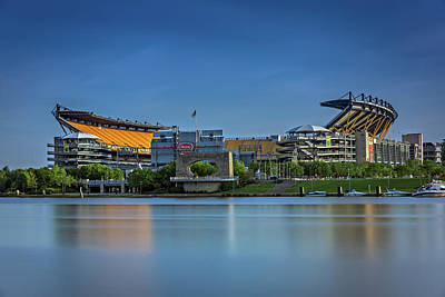 Photograph - Heinz Field by Rick Berk