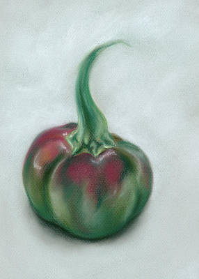 Pastel - Heirloom Pimento Pepper by MM Anderson