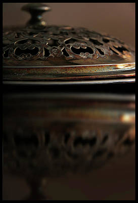 Carry On Art Photograph - Heirloom Silently Reflecting Back by Yvonne Wright