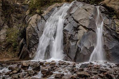 Photograph - Helen Hunt Falls - 6614 by Teresa Wilson