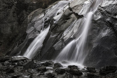 Photograph - Helen Hunt Falls by Sennie Pierson