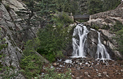 Photograph - Helen Hunt Falls by Shari Jardina