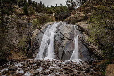Photograph - Helen Hunt Falls by Teresa Wilson