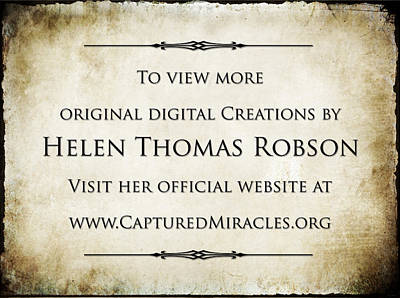 Photograph - Helen Thomas Robson by Helen Thomas Robson