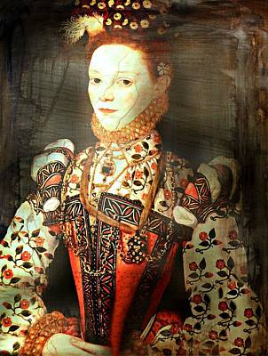 Photograph - Helena Snakenborg 1569 by Diana Angstadt