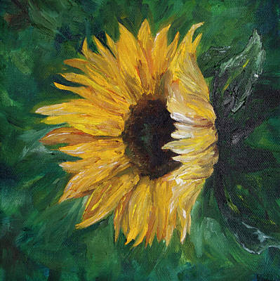 Painting - Helianthus by Melinda Cummings
