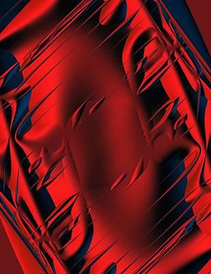 Digital Art - Helicoil by Mike Turner