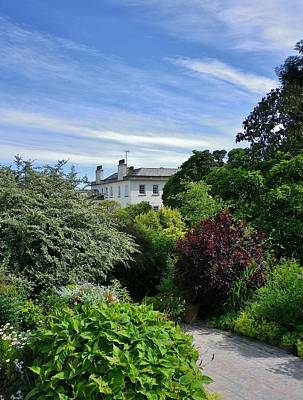 Photograph - Heligan Cornwall by Richard Brookes