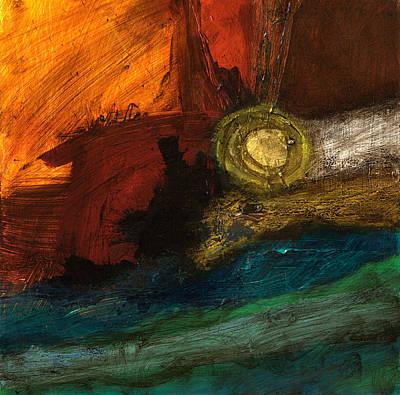 Painting - Heliocentric by    Michaelalonzo   Kominsky