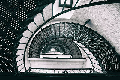 Photograph - Helix Eye by Iryna Goodall