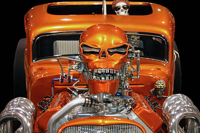 Photograph - Hell Bent Hemi by Bill Dutting