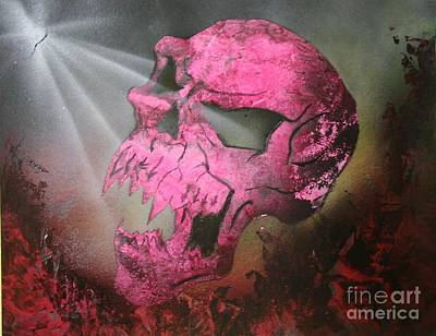 Painting - Hell by Tbone Oliver