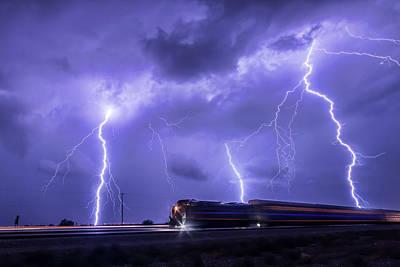Photograph - Hell Train by Ryan Seek