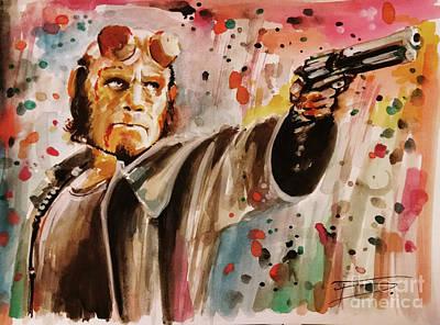 Hellboy Original by Tal Dvir