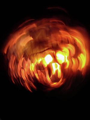 Photograph - Hellfire 002 by Lon Casler Bixby