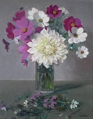 Painting - Hello Dahlia by Robert Holden