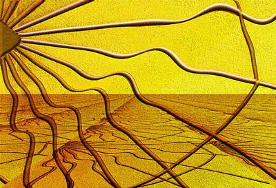 Digital Art - Hello Dali by Paul Wear