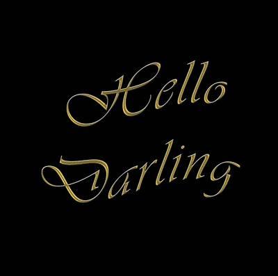 Hello Darling Original