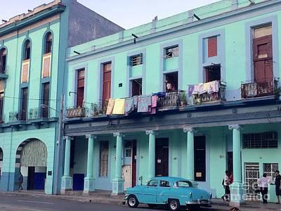 Photograph - Hello Havana by Beth Saffer
