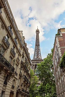 Photograph - Hello, Paris by Melanie Alexandra Price