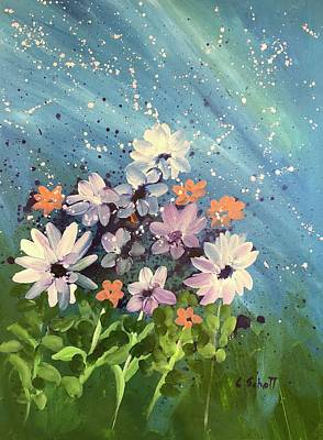 Painting - Hello Spring  by Christina Schott