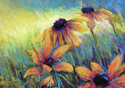 Painting - Hello Sunshie by Susan Jenkins